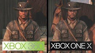 Grafica migliorata Xbox One X