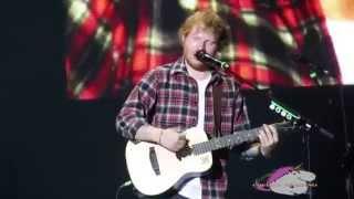 TAKE IT BACK/SUPERSTITION - Ed Sheeran Live in Manila 3-12-15