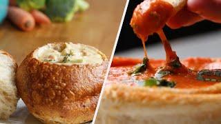 Delicious Soups To Keep You Warm This Season •Tasty