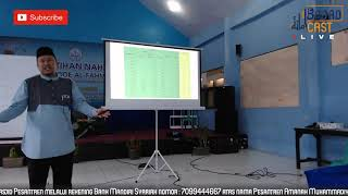 Part 3 | Seminar | Pelatihan Nahwu metode AL-FAHMU bersama Ust. Asep Saefullah