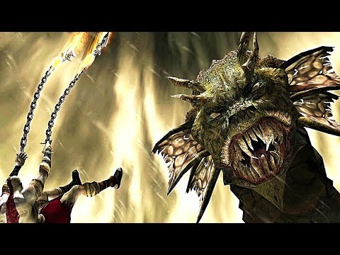 GOD OF WAR 1 - MODO GOD VERY HARD - ATÉ ZERAR