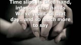 Snow Patrol-Give Me Strength (Lyrics on Screen)