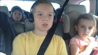 Reaction to Surprise Disney Vacation