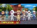 VIR: The Robot Boy Cartoon In Hindi   Compilation 13   Hindi Cartoons for Kids   Wow Kidz Action video download