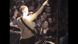 FUGAZI Live - Boston, Massachusetts College of Art, April 19th 2002, Show 1 of 2