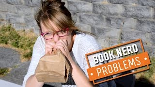 Book Nerd Problems | Can't Let Your Books Go