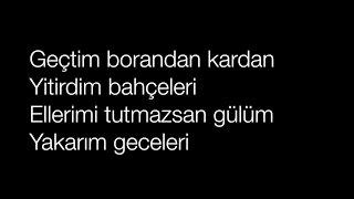 Koray Avci - Yakarim Geceleri Lyrics