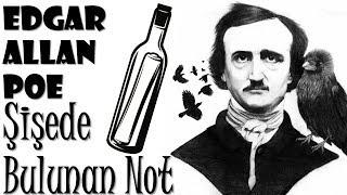 Şişede Bulunan Not Edgar Allan Poe Sesli Kitap Tek Parça Akın ALTAN