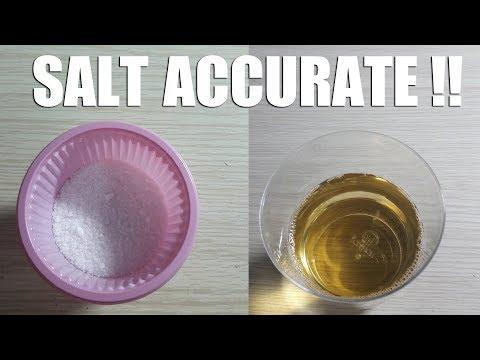 salt pregnancy test