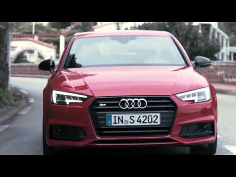 Audi S4 Limousine Седан класса D - рекламное видео 3