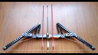 Как сделать блочный лук своими руками? / how to block the bow with their hands?