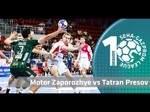 Motor Zaporozhye will participate in #SEHAFinal4 for the first time! I Match highlights