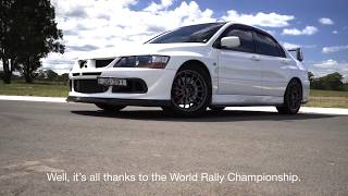 Episode #76: Mitsubishi Lancer Evolution 8 MR, The Rally Bred Road Rocket