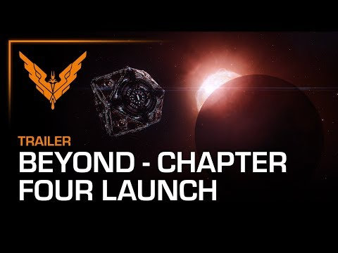 Elite Dangerous: Beyond - Chapter Four Launch Trailer