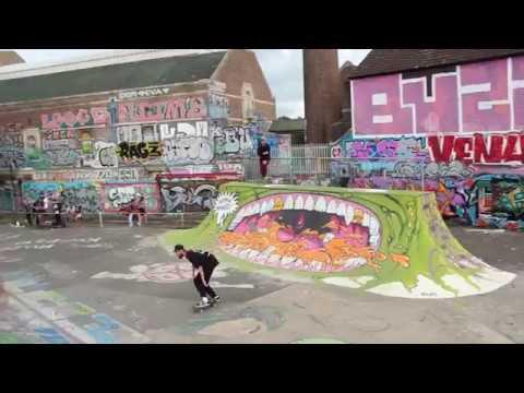 DLH Funday 2017 - Bristol, Dean Lane Skatepark and Pumptrack event