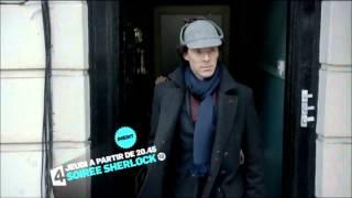 Bande-annonce de France 4 pour le premier épisode de la troisième saison
