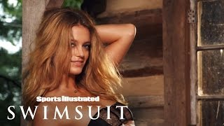 On Set With Hannah Davis At Blackberry Farm | Sports Illustrated Swimsuit