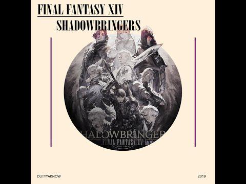 FFXIV OST - Neath Dark Waters (Amaurot  Lo-fi remix)