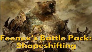 Shapeshifting - Feenex's Battle Pack