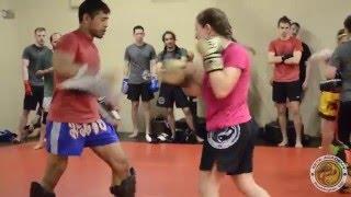 Testing: Muay Thai