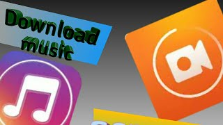 How to get a screen recorder and download music: 2017 - Video Youtube