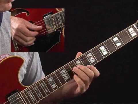 How to Play Guitar Like Wes Montgomery - C7(alt) Lick 1 - Jazz Guitar Lessons