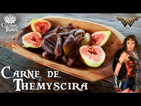 CARNE DE THEMYSCIRA   Cozinha dos Tronos
