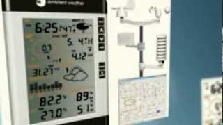 Ambient Weather WS-2080 Wireless Home Weather Station - Video Reviews
