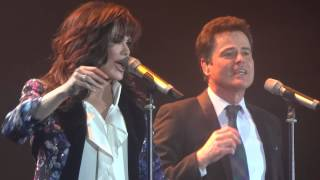 Donny & Marie Osmond, Beautiful Life, Glasgow 2013