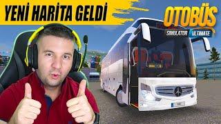 YENİ HARİTAMIZDA İLK SEFERİMİZİ ATIYORUZ | OTOBUS SIMULATOR ULTIMATE !!