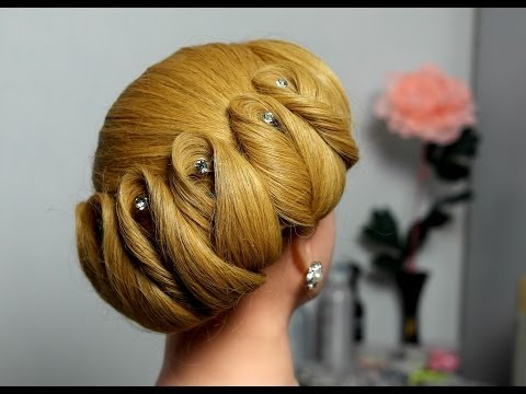 Wedding Prom Updo Hairstyles For Long Hair By Natasha Nelson Musely