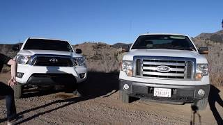 What Size Truck Works For You? Large Vs. Small