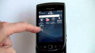 BlackBerry Torch Video Review
