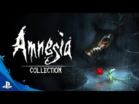 Amnesia: Collection - Announcement Trailer | PS4 thumbnail
