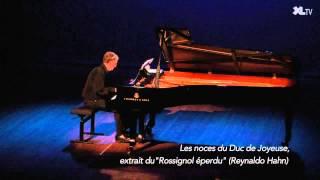 preview picture of video 'Une soirée avec Francis Planté au théâtre de Mont-de-Marsan'