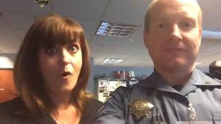 Live, inside dispatch!  Thank you to our Thin, Gold Line!