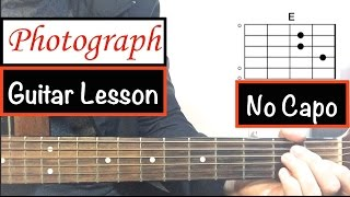 """Photograph"" - Ed Sheeran 