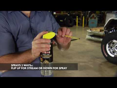 How to Lubricate an Emergency Brake Cable