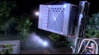 """Jurassic Park   1993   Opening Scene  """"Shoot Her!""""   HD"""