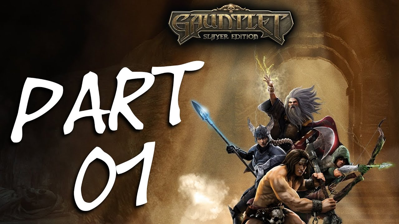 Gauntlet: Slayer Edition – Part 1: Raining Blood!