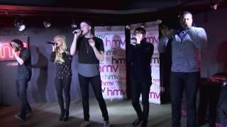 Pentatonix- Problem (Live at the hmv underground)