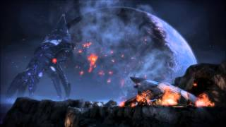 Mars AMBIENT remix (Mass Effect 3)HQ 10min - YouTube