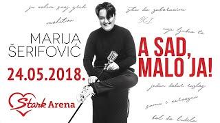 Marija Šerifović - Mix pesama 3 – Live – (Štark Arena 24.05.2018.)