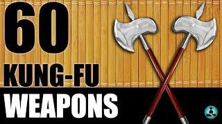 60 Armas do Kung Fu