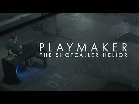 Playmaker: Shotcaller -- Helior | League of Legends
