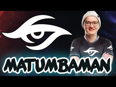 MATUMBAMAN New Position 1 Player for Secret - MidOne Replacement for New Team Secret Roster Dota 2 mp3 yukle - mp3.DINAMIK.az