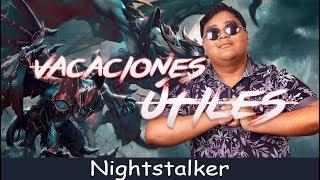 Destruye al Enemigo con Nightstalker l Vacaciones Útiles