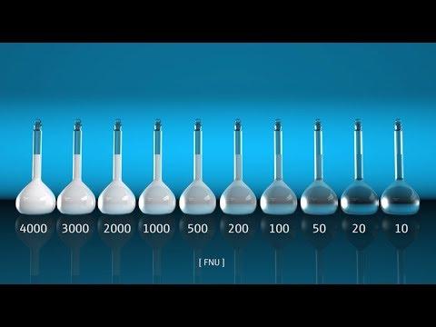 Turbidity measurement