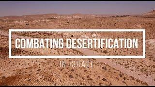 Jak Izrael proměňuje poušť v nádherné farmy?