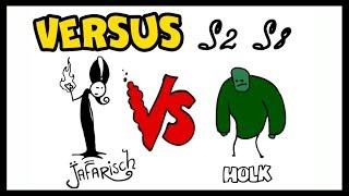 VERSUS - Jafarisch vs Holk